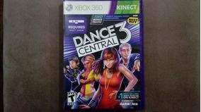 Jogo Dance Central 3 Xbox 360 Kinect Original