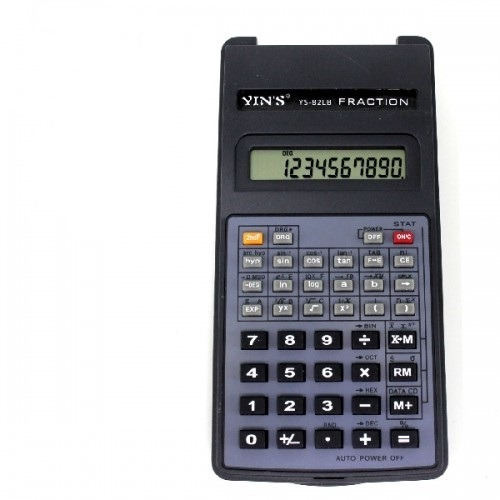Calculadora De Mesa Cientifica 10 Dígitos