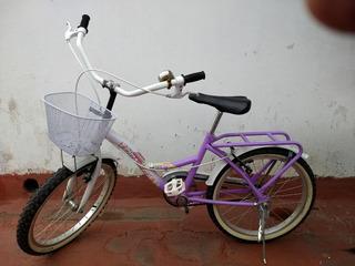 Bicicleta Top Mega Agusta Teen Rodado 20