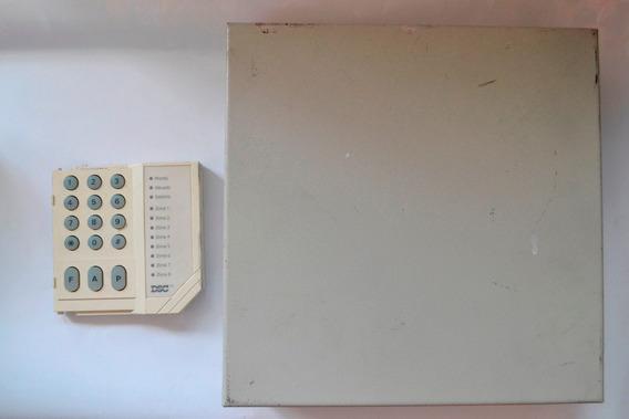 Kit Alarme Dsc+ Trafo +teclado