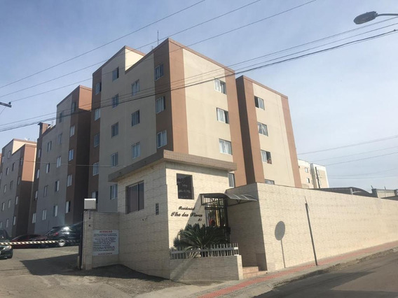 Apartamento Em Serraria, São José/sc De 55m² 2 Quartos À Venda Por R$ 120.000,00 - Ap207142