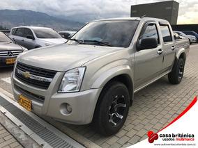 Chevrolet Luv Dmax 3000cc Mecanica 4x4 Diesel