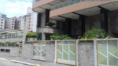 Apartamento Em Vila Tupi Alto Padrao 2 Dormitórios