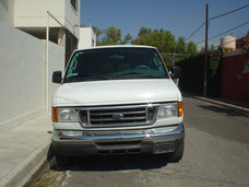 Van Ford 15 Pasajeros 2006 En Muy Buen Estado General