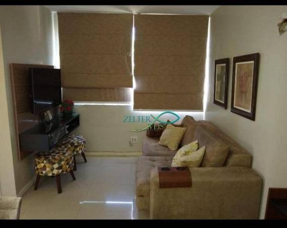 Apartamento Em Condomínio Fechado! - Ap1156