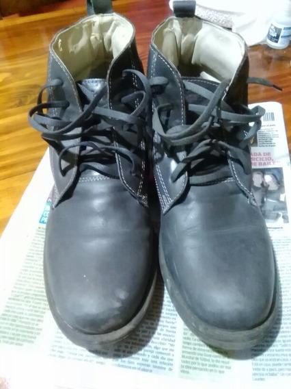 Zapatos Borceguí Casual Davor Excelente Estado
