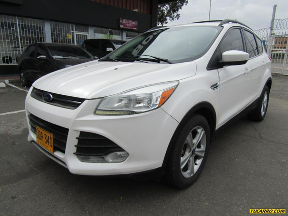 Ford Escape Se 2.0 At Turbo Fe 4x4