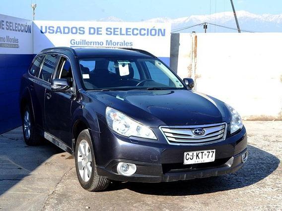 Subaru Outback 2.5i Awd At Aut 2010