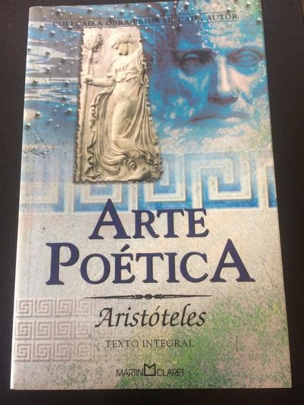 Aristóteles - Arte Poética - Col. A Obra-prima De Cada Autor