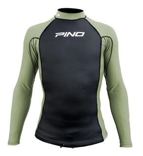 Remera Camiseta Neoprene 2mm Lycra Solar Surf Pino