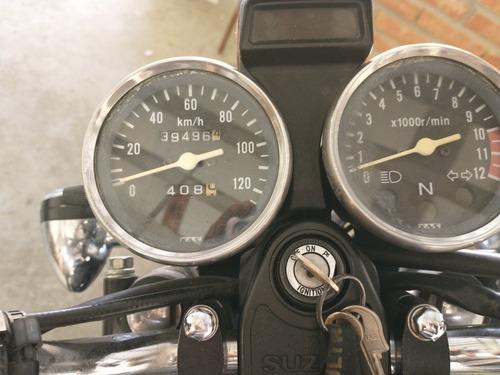 Imagem 1 de 12 de Suzuki Intruder 125
