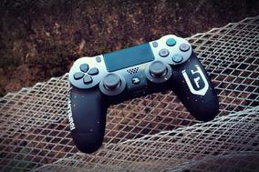 Controle Sony Ps4 Original Rainbow Six Evzen Elite Est. Scuf