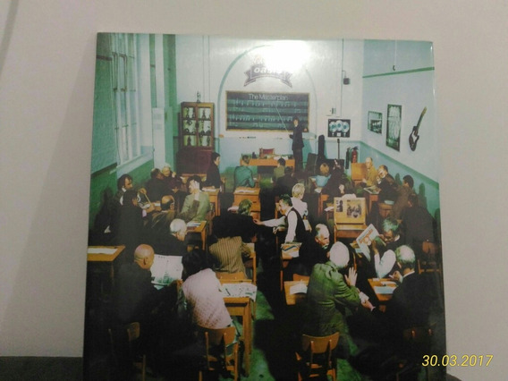 Oasis The Masterplan Lp Europeu 180g Duplo