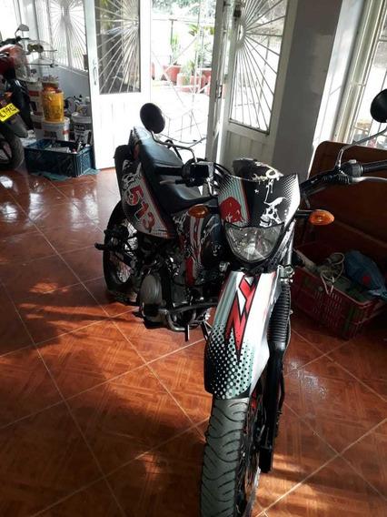 Yamaha Xtz 125 Modelo 2016 Bien Cuidada