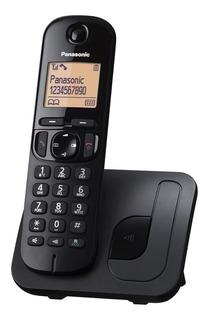 Telefone Sem Fio Panasonic C/ Viva Voz Kx-tgc210lbb