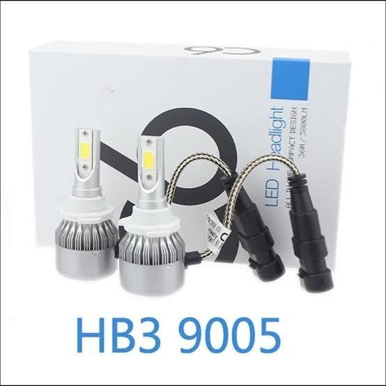 4 Pares De Lâmpadas Led H1 H3 H4 H7 H11 Hb3 Hb4 Led Descriçã