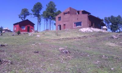 Casa En Sierras De Cordoba-permuto Por Propiedad En Caba