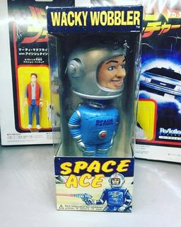 Funko Wacky Wobbler Space Ace Johnny Funko En Stock