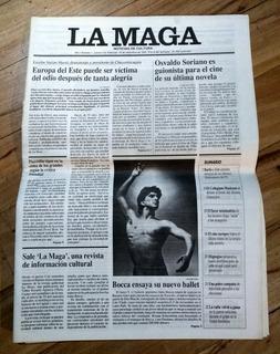 Revista La Maga Nro 1 / 1991