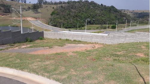 Terreno A Venda No Bairro Ecologie Em Itatiba - Sp.  - Te821-1