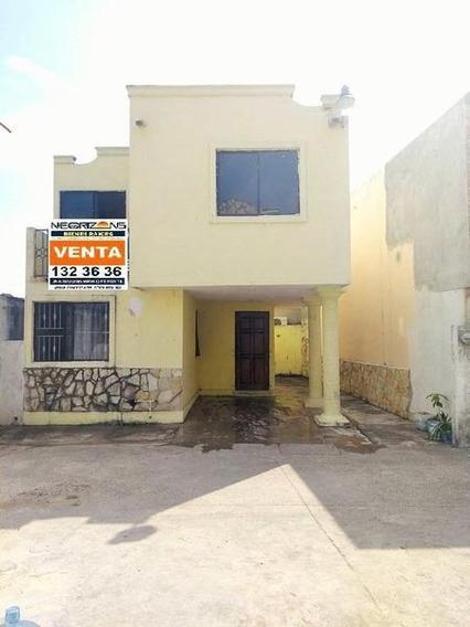 Casa En Venta Col. Del Bosque, Tampico, Tam. **oferta Única**