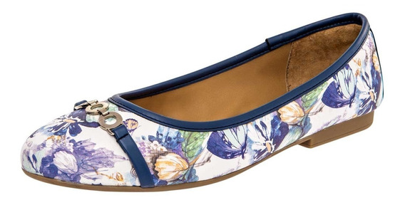 Zapato De Piso Dama Flexi 47305 Multicolor 22-26 75319 T2