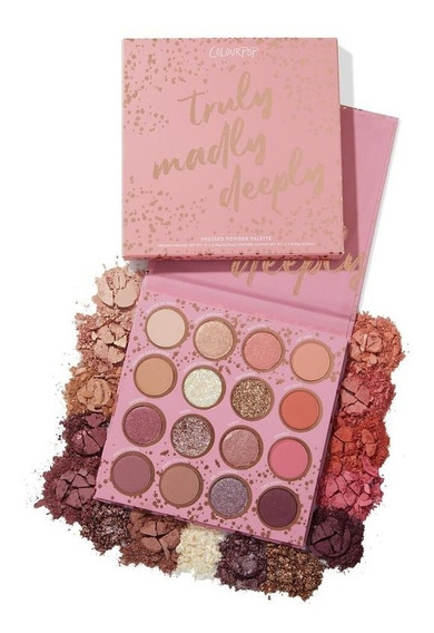 Truly Madly Deeply Palette