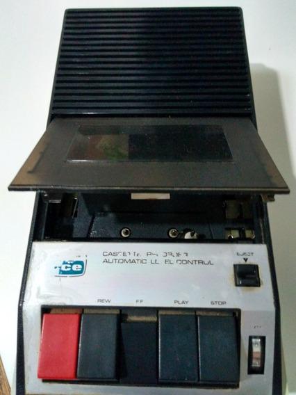 Gravador Antigo Vintage