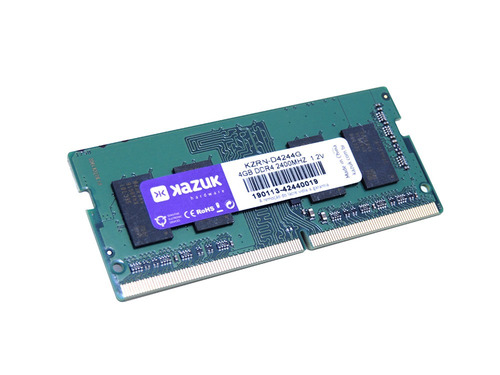 Memória Notebook Kazuk 4gb - 2400 Mhz Ddr4 Ram Kzrn-d4244g