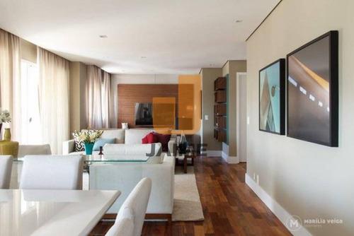 Maravilhoso Apartamento Varanda Gourmet . - Pe4580