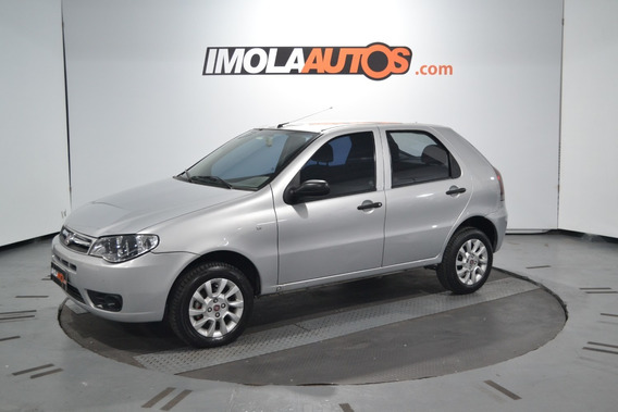 Fiat Palio 1.4 Fire 5p M/t 2010-imolaautos-