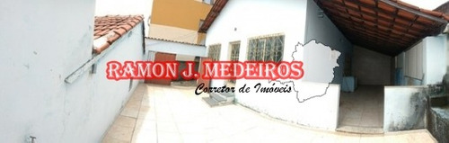Justinópolis Casa Colinial 2qts, Sl, Coz, 2 Vagas - Gbhte-mg