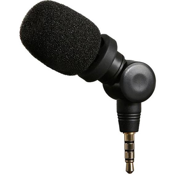 Microfone Para Smartphones Smartmic Saramonic