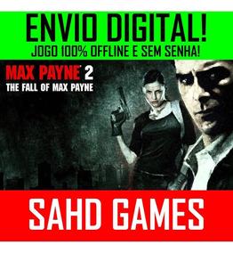 Max Payne 2: The Fall Of Max Payne Pc +1 Jogo