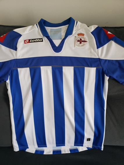 Camisa La Coruña 2012 #5 Mauro Silva - Oficial Homenagem