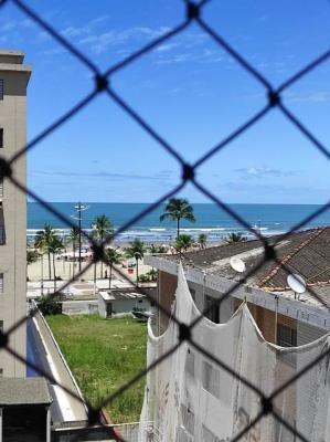 Apartamento Ficando Frente Ao Mar Em Itanhaém - 7419   A.c.m