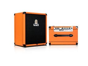 Caixa Amplificada Para Contrabaixo Orange Crush 50 Bxt