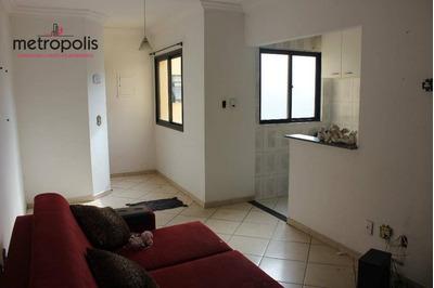 Apartamento Residencial Para Venda E Locação, Nova Gerti, São Caetano Do Sul - Ap1097. - Ap1097