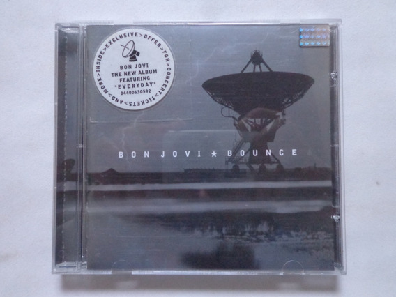 Bon Jovi - Bounce (cd)