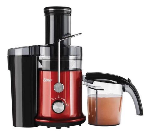 Extractor De Jugos Oster® Boca Ancha Fpstje320r Rojo