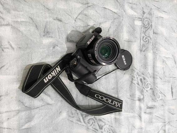 Câmera Semi Profissional Niko Coolpix P100