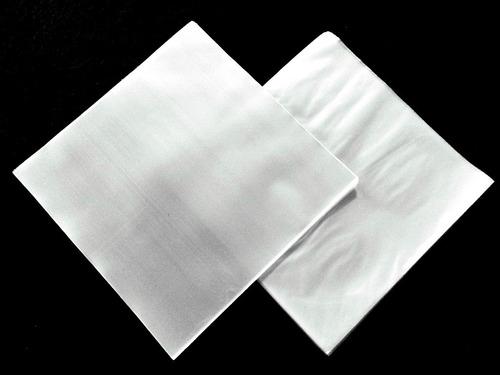 Imagem 1 de 8 de 100 Plásticos P/ Lp Vinil - 50 Externos 0,10 + 50 Internos