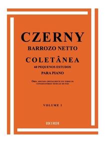 Livro Czerny Barrozo Neto Coletanea Vol 1