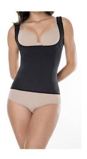 Cinta Camiseta Blusa Feminina Redutora Queima De Gordura Efeito Sauna