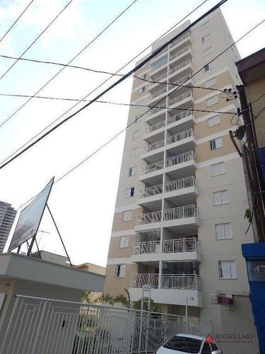 Apartamento Com 2 Dormitórios À Venda, 67 M² Por R$ 508.800,00 - Nova Petrópolis - São Bernardo Do Campo/sp - Ap2077