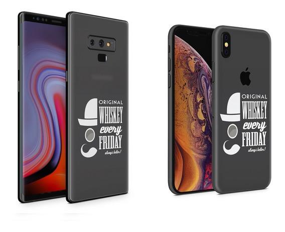 Skin Whiskey Apple Samsung Huawei Lg Sony Xiaomi Etc