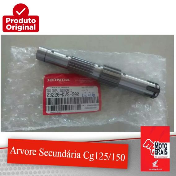 Arvore Secundária Cg125/150-original Honda-09/15