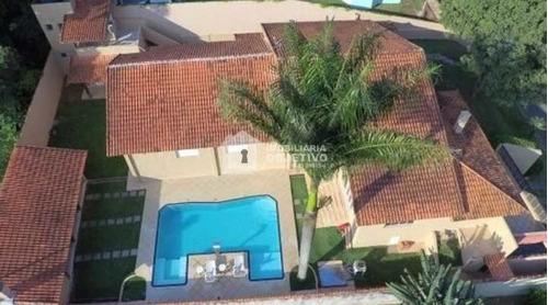 Imagem 1 de 30 de Casa De Condomínio Com 5 Dorms, Granja Caiapiá, Cotia - R$ 1.55 Mi, Cod: 4169 - V4169