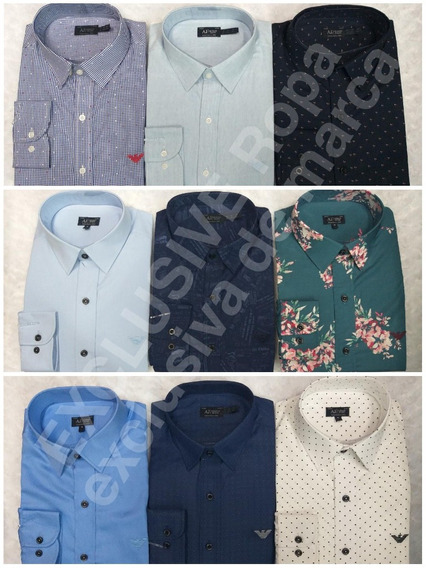 Camisas Armani Gucci Versace Louis Vuitton Burberry Tommy