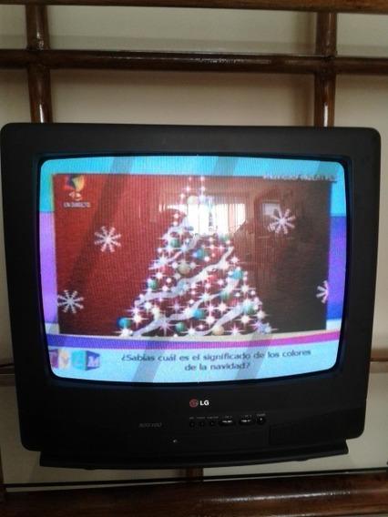 Tv Usado En Excelentes Condiciones 21 Modelo Lg: